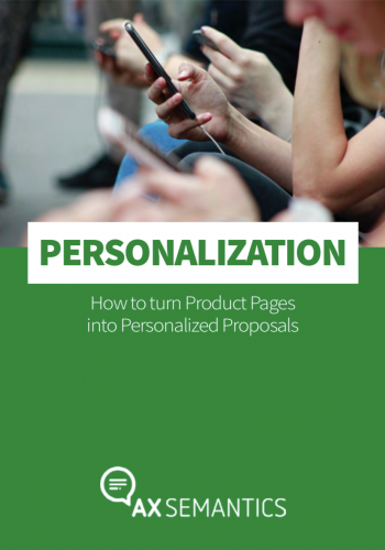 Whitepaper Personalized Commerce